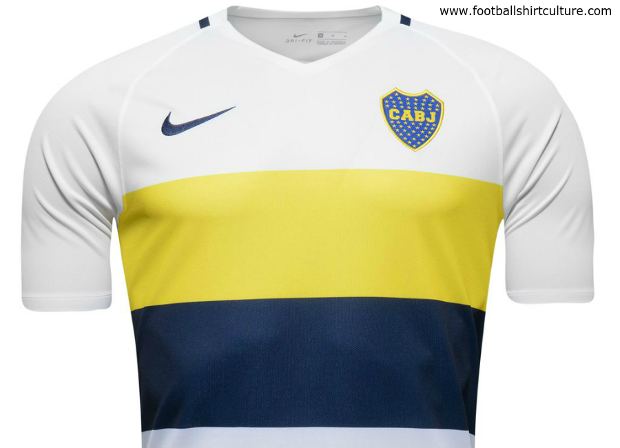 Boca Juniors 2016 17 Nike Away Shirt