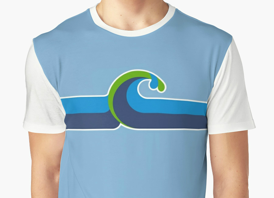 California Surf 1980 Away T Shirt