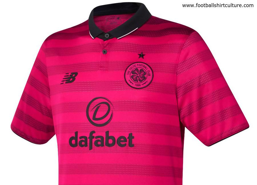 Celtic 16 17 New Balance Third Kit  eff0ff160