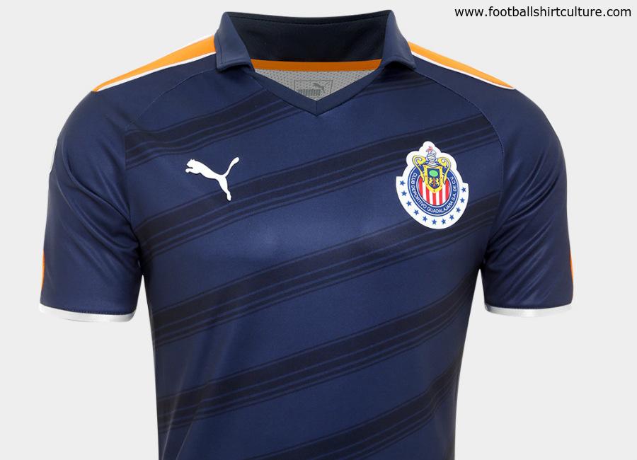 b29eeb1348f Chivas 2017 Puma Third Kit