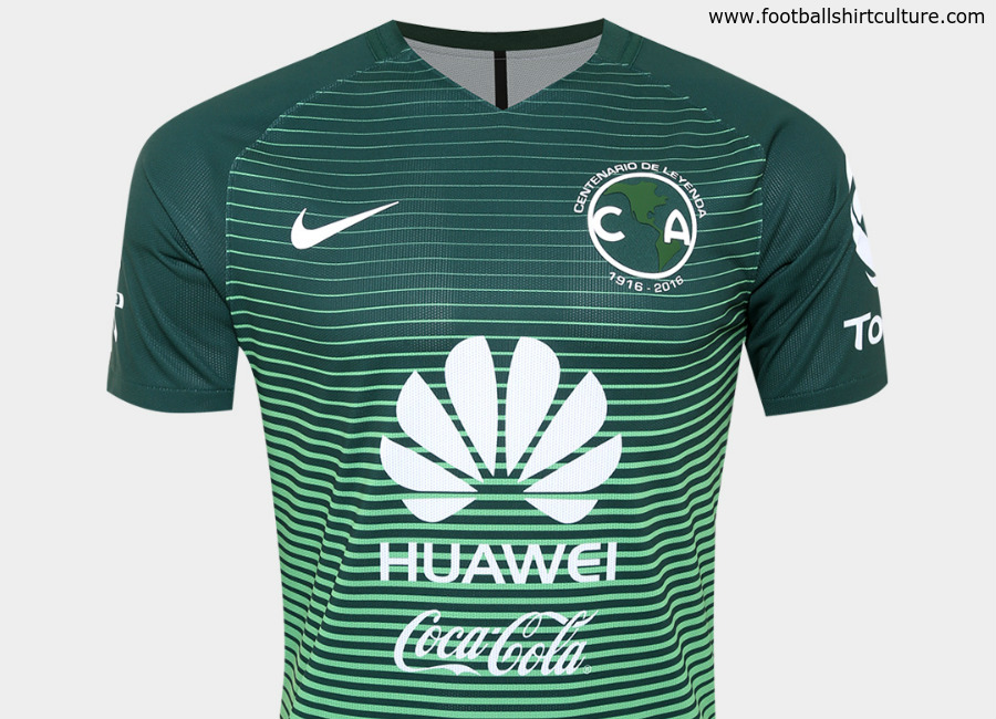 Club America 2017 Nike Third Kit