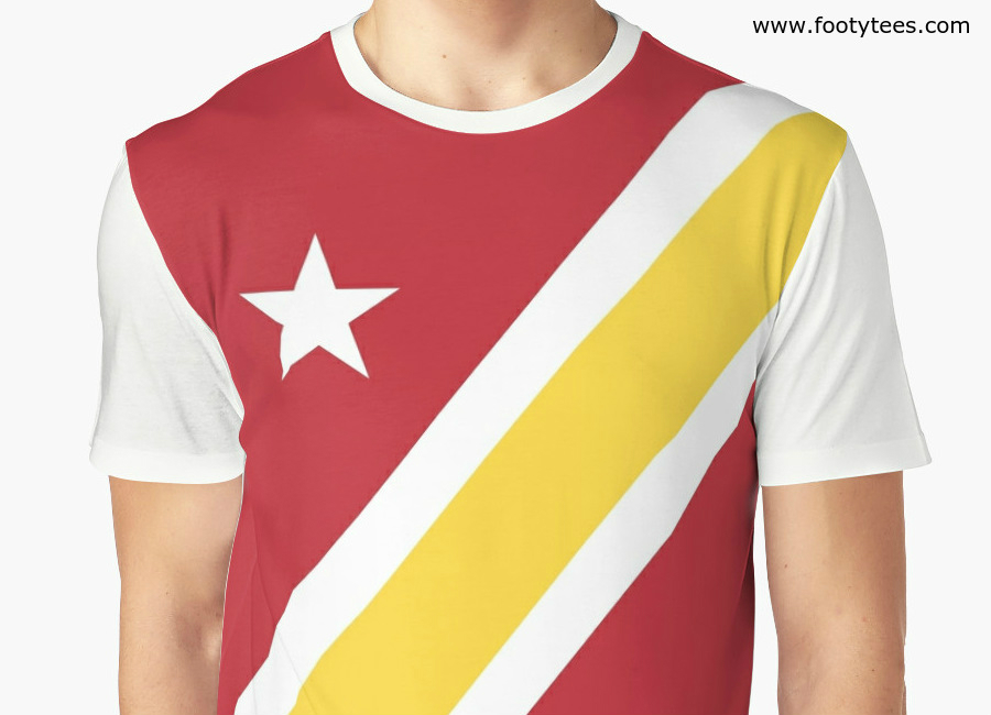 Congo 1968 Afcon Home T Shirt