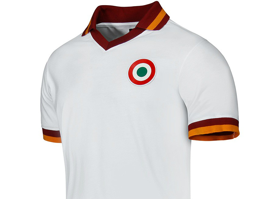 Copa football released a new retro collection of AS Roma 02d679a26