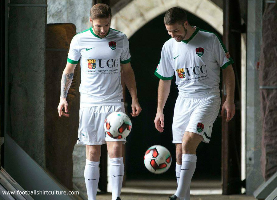 Cork City 2017 Nike Away Kit