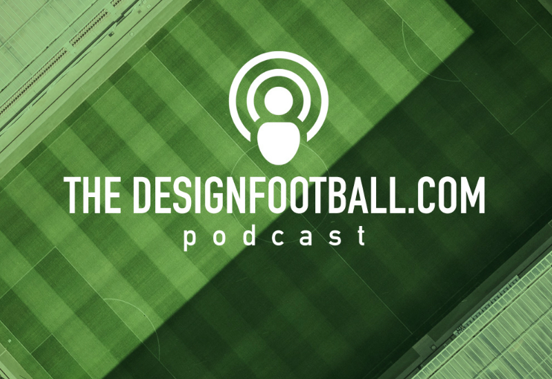 DesignFootball.com Podcast - Episode 6 - Professional Kit Design with Jason Lee