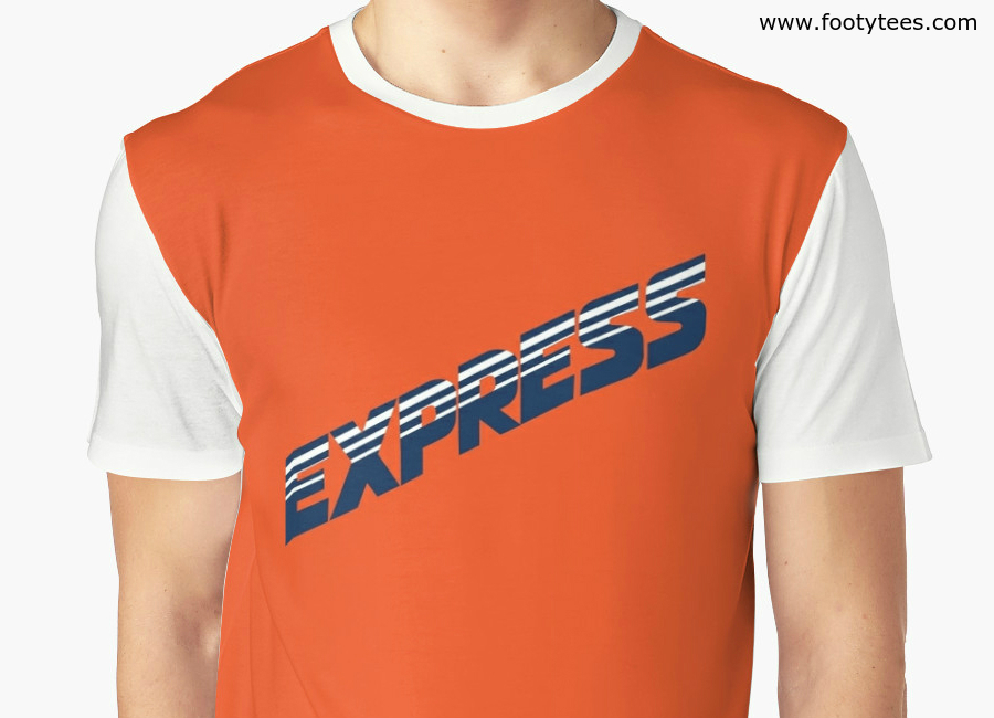 Detroit Express 1978 Home T Shirt