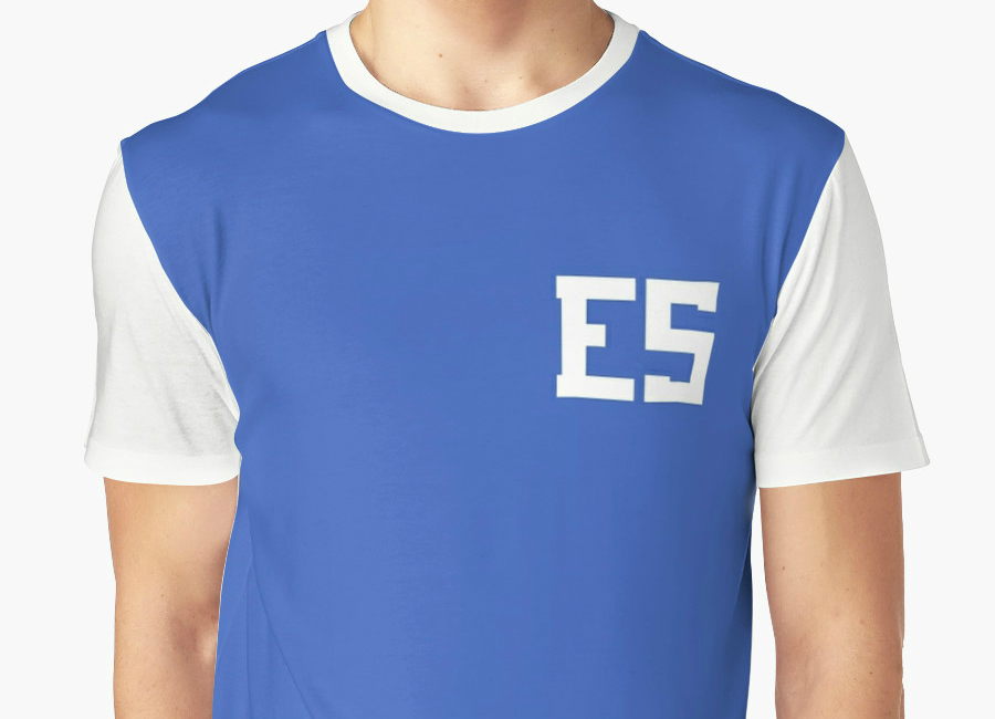 El Salvador Wc 1982 Home T Shirt