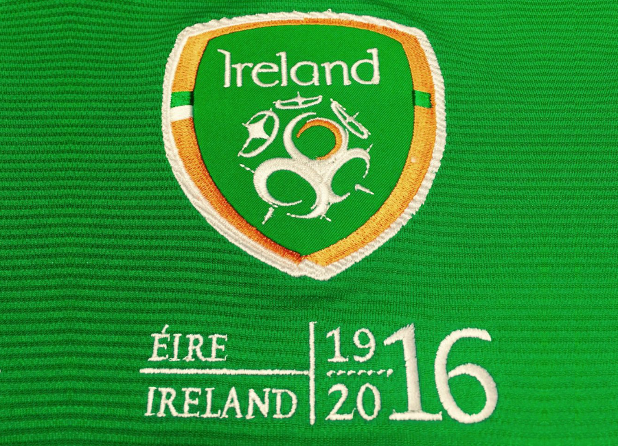 Fai Charged Over Commemorative 1916 Jersey