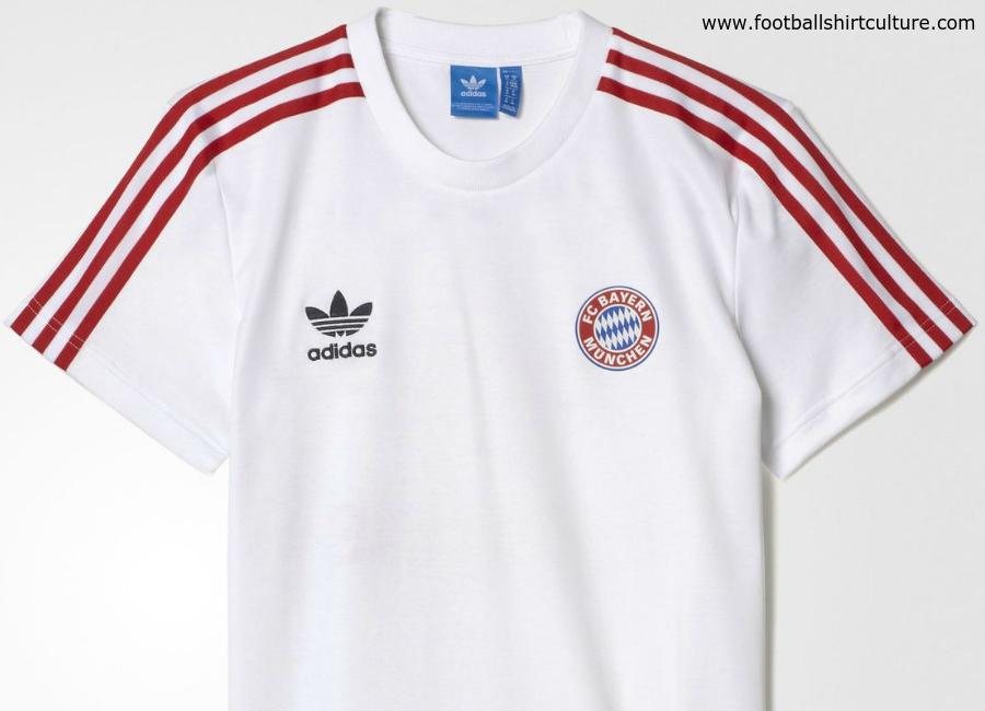 hot sale online 31960 234c6 FC Bayern München 1981 Adidas Originals Away Jersey | Retro ...