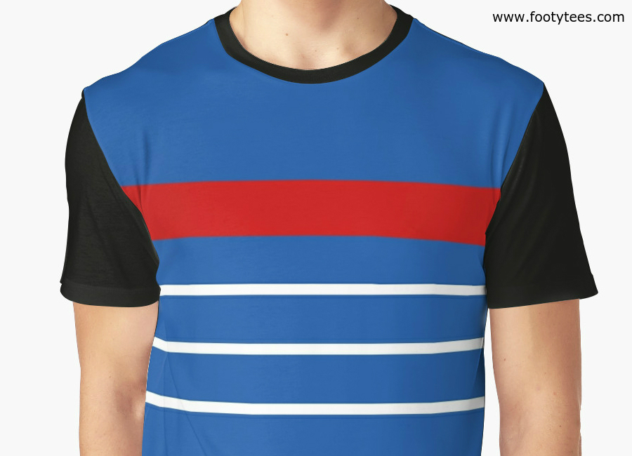 France Ec 1984 Home T Shirt