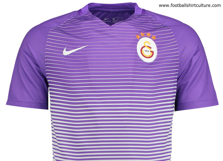 Galatasaray 2016 2017 Nike Third Shirt