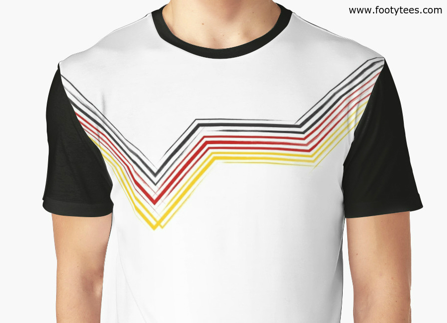 Germany Ec 1988 Wc 1990 Home T Shirt