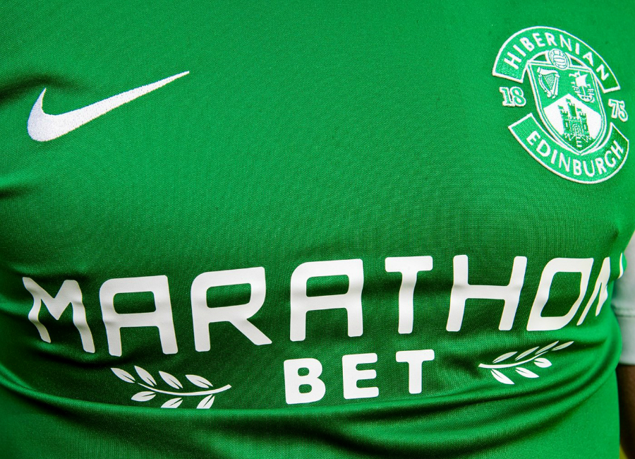 Hibernian 2016-17 Kits Photoshoot - Behind the Scenes