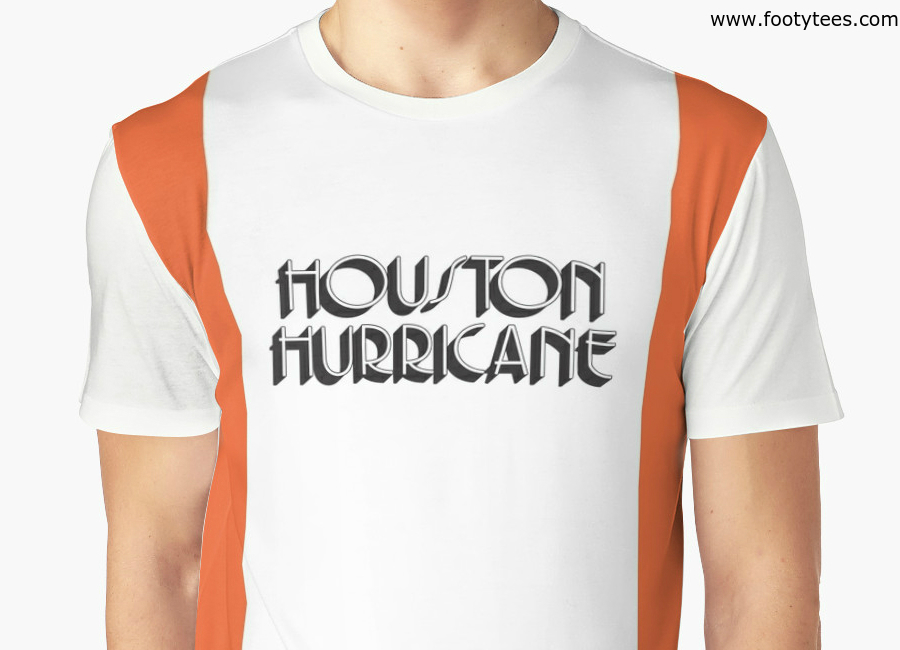 Houston Hurricane 1979 Home T Shirt