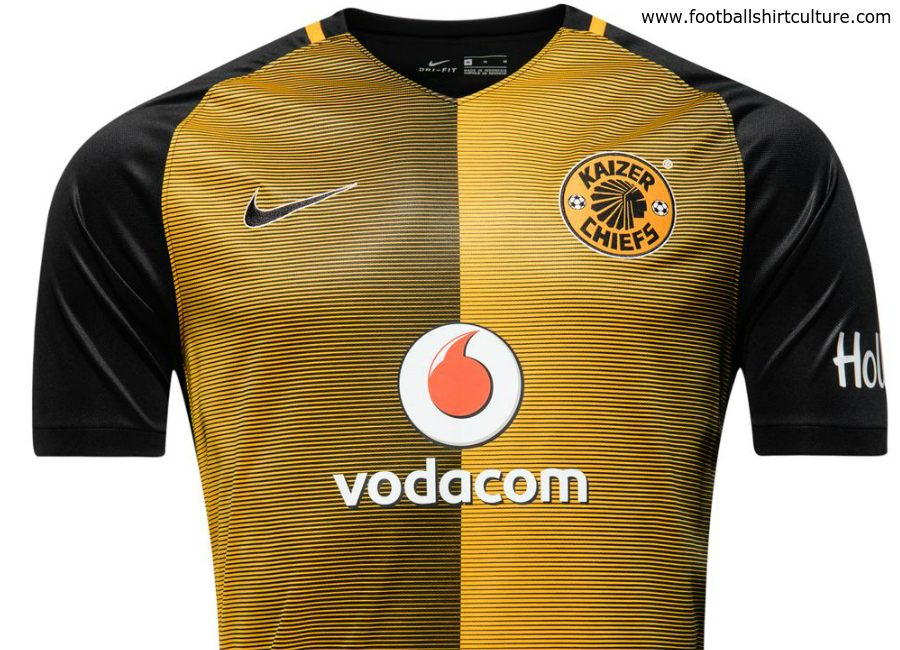 Kaizer Chiefs 2016 17 Nike Away Shirt