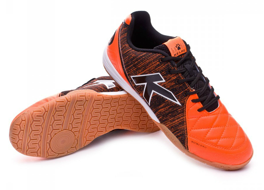 Kelme Sense Grip Orange Black