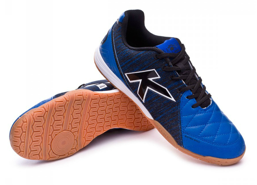 Kelme Sense Grip Royal Blue Black