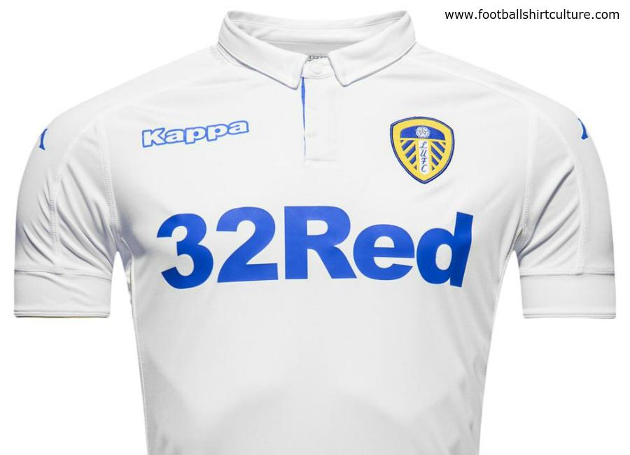 Leeds United 17-18 Home