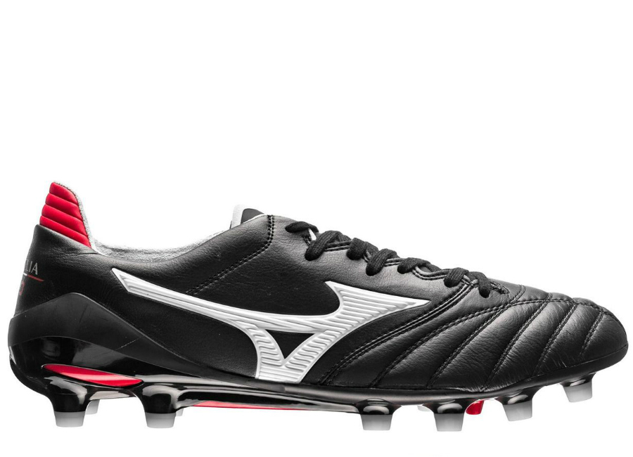 Mizuno Morelia Neo Ii Fg Made In Japan Black White Red