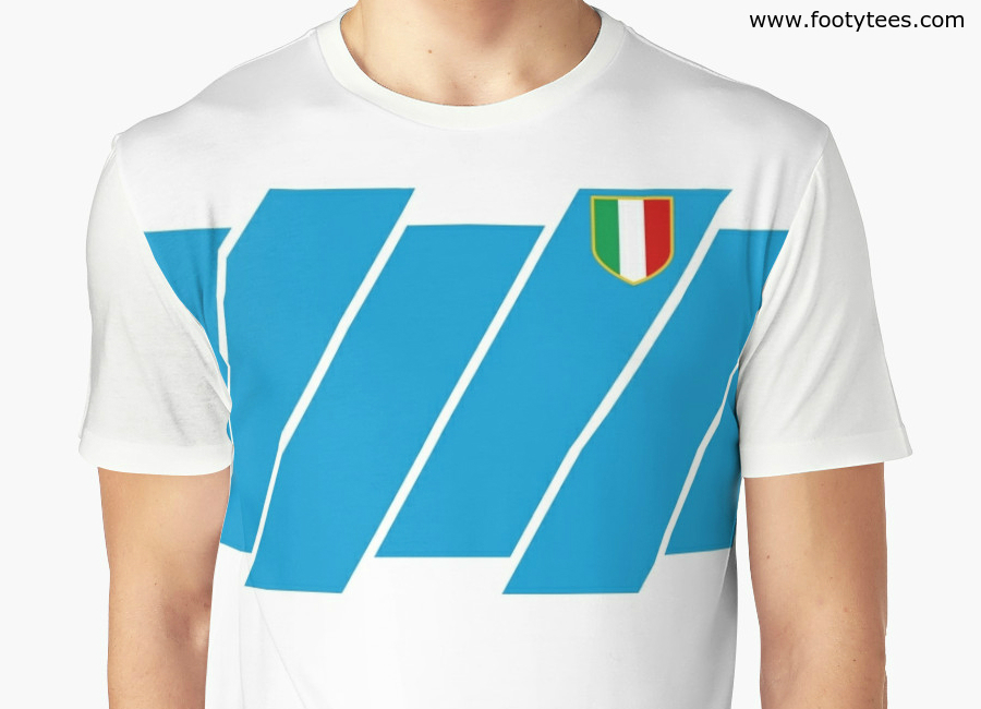 Napoli 1990 Away T Shirt