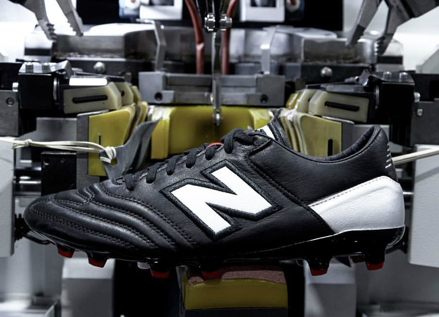 New Balance Football introduces MiUK ONE Football Boots