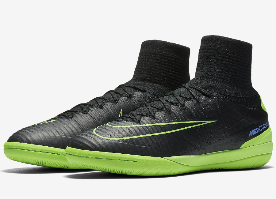 Nike Mercurialx Proximo Ii Ic Dark Lightning Pack Black