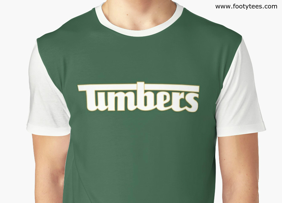 Portland Timbers 1982 Away T Shirt