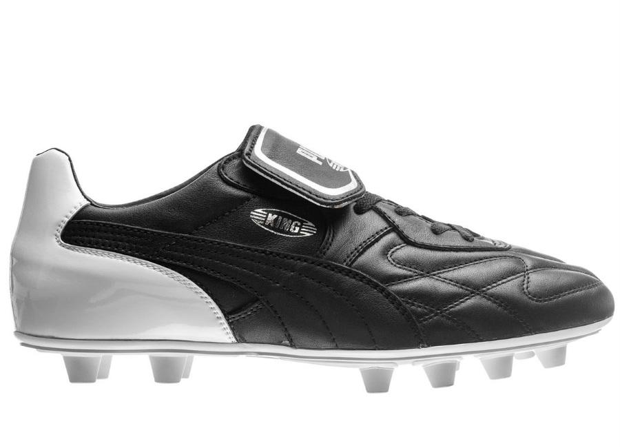 86981d1b5 Puma King Top M.I.I PL FG - Black   Black   Puma Silver
