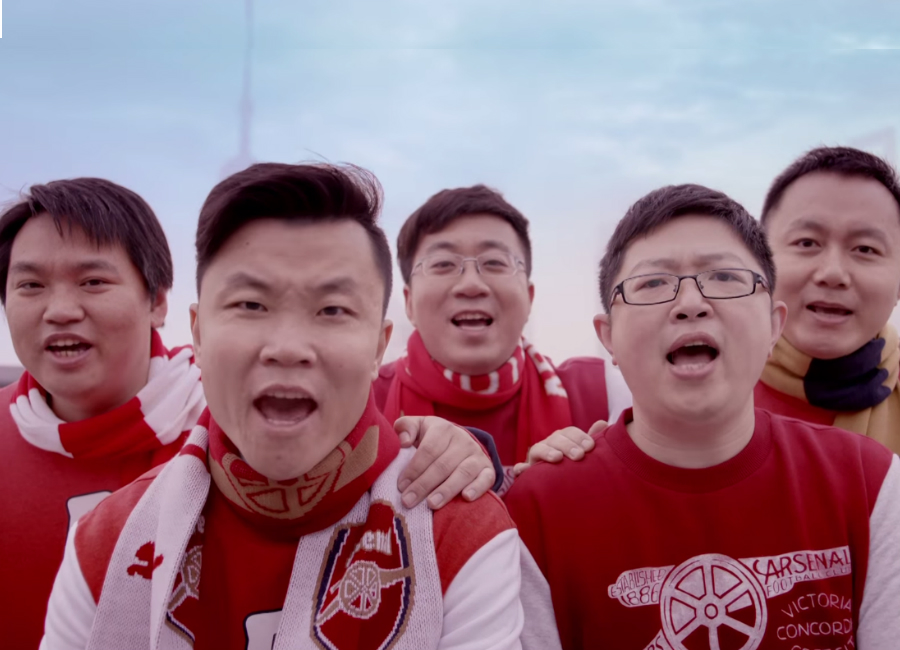 Puma X Arsenal - We Are The Arsenal, Shanghai