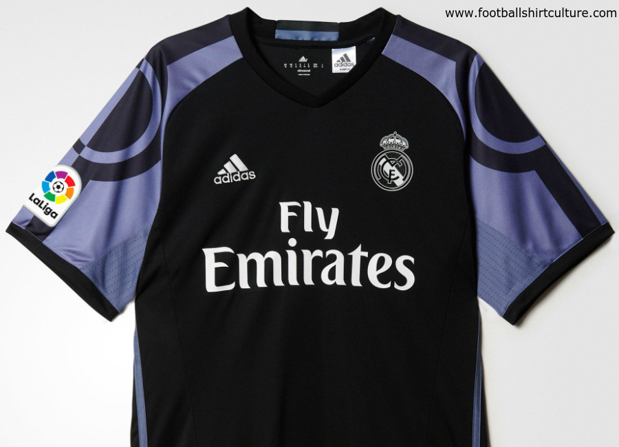 3efe88c60 Real Madrid 16 17 Adidas Third Kit