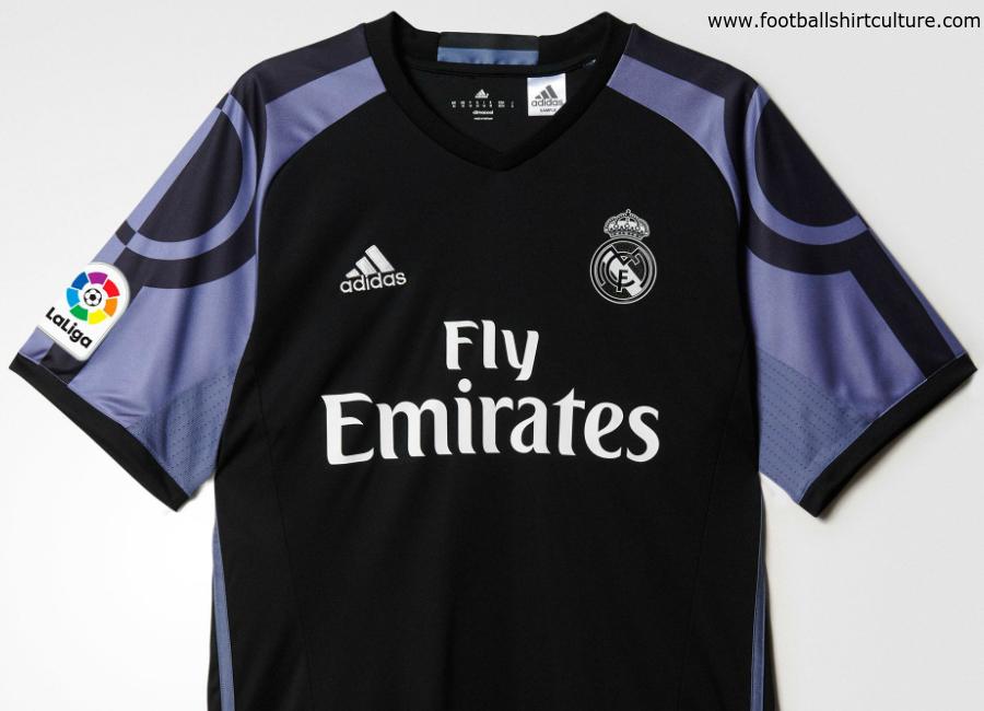 3efe88c60 Real Madrid 16 17 Adidas Third Kit