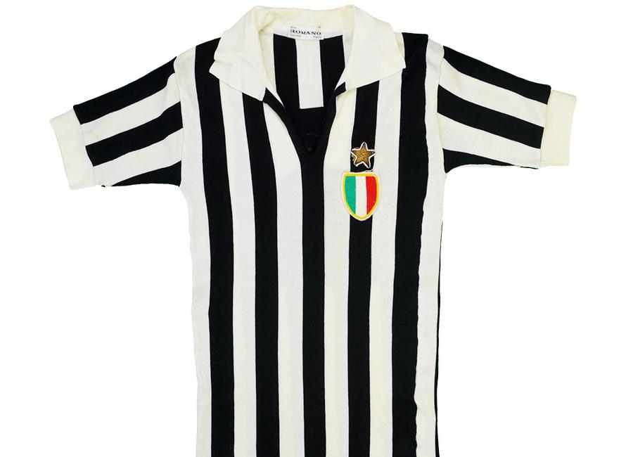 buy popular f6b20 f7c2c Romano 1973 Juventus Match Worn European Cup Final Home ...