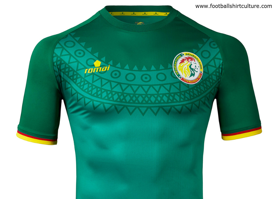 Senegal 2017 Romai Away Kit