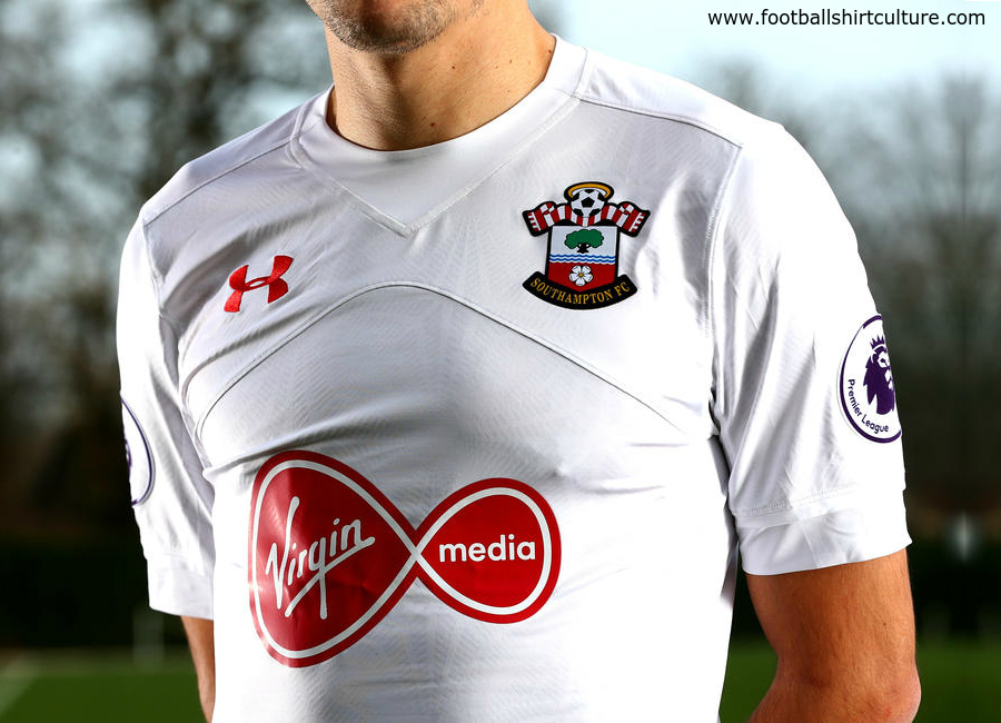 Southampton 2016 2017 Under Armour Third Kit