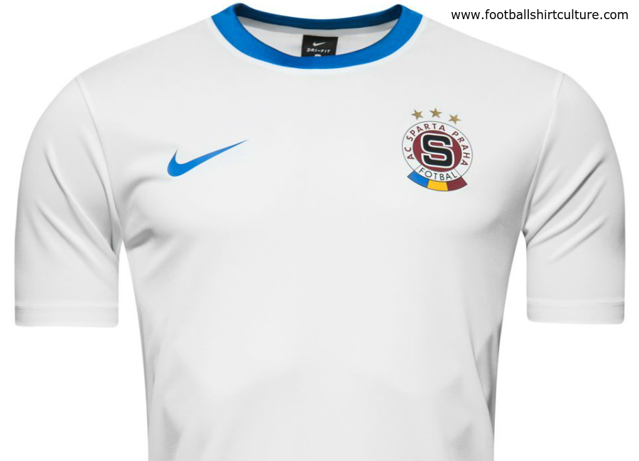 Sparta Prague 16 18 Nike Away Shirt