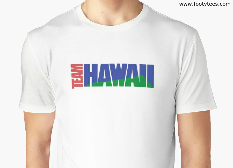 Team Hawaii 1977 Home T Shirt
