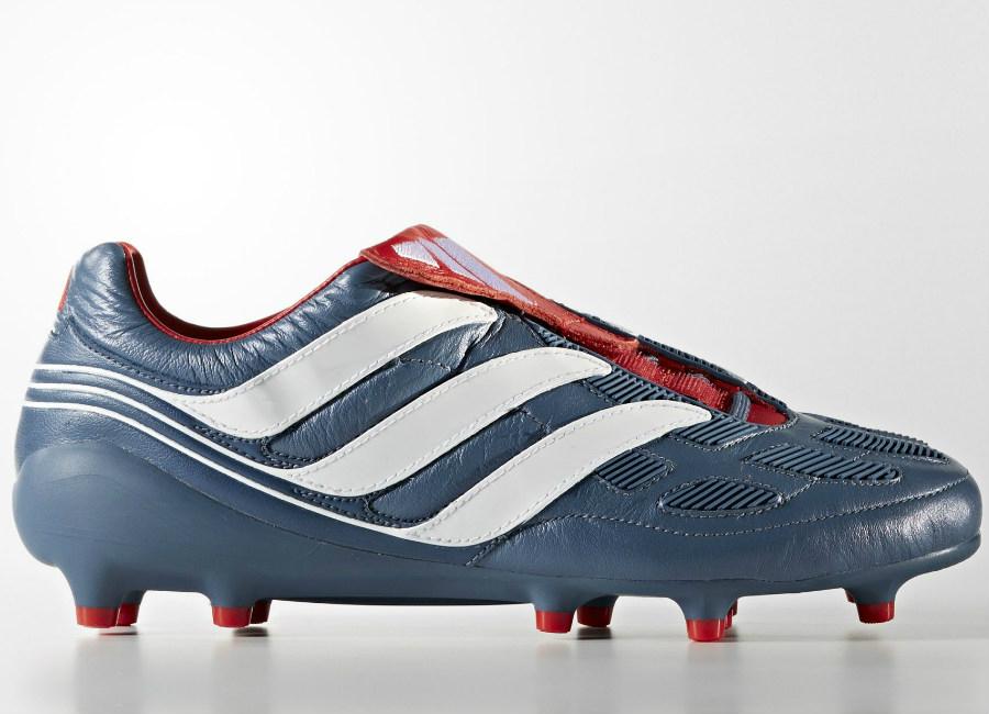 73ff861c5954 ... inexpensive adidas predator precision fg blue grey footwear white  collegiate red ab01d 8463c