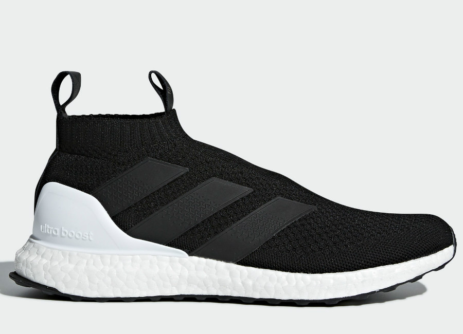 Adidas A 16+ Ultraboost Shoes - Core Black / Core Black / Core Black