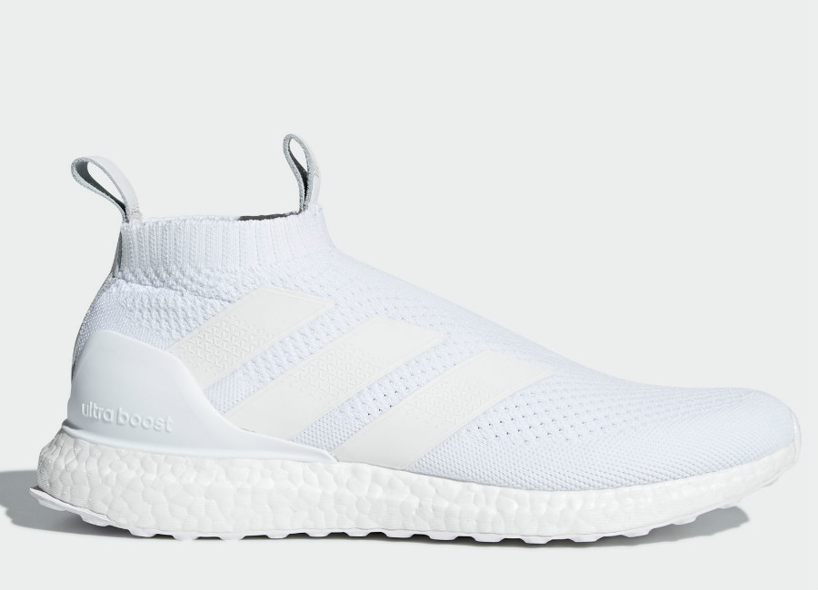 Adidas A 16+ Ultraboost Shoes - Ftwr White / Ftwr White / Ftwr White