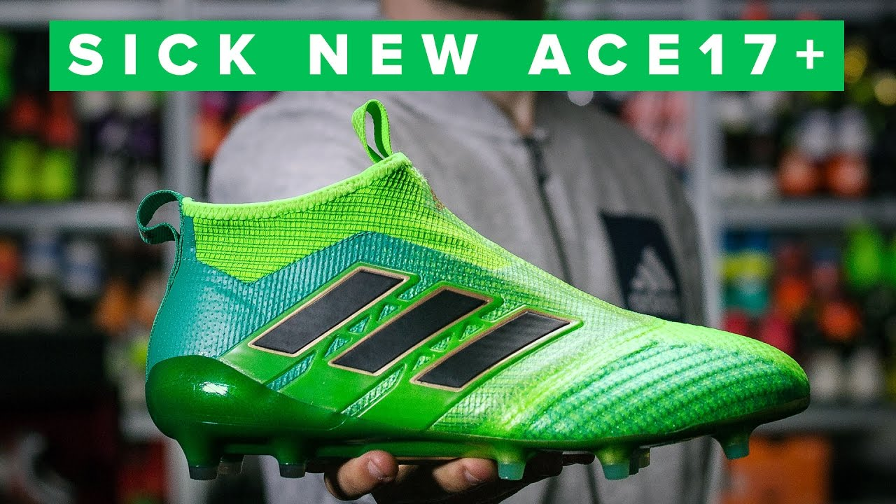 Adidas ACE17+ Purecontrol Turbocharge Football Boots