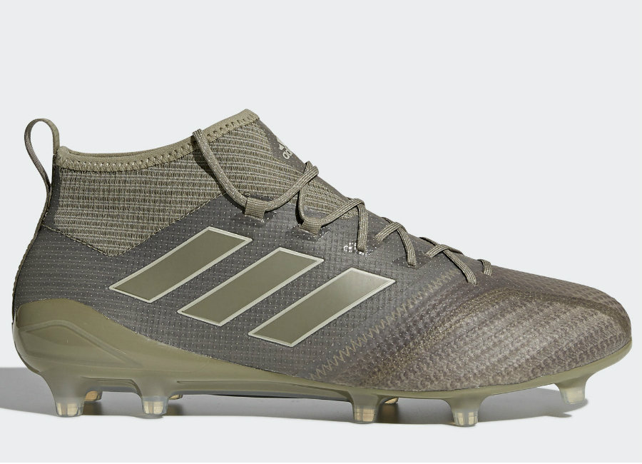Adidas ACE 17.1 FG Earth Storm - Clay / Clay / Sesame