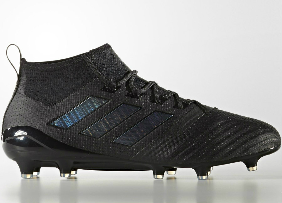 new products 25431 a4a4f Adidas ACE 17.1 FG Magnetic Storm - Core Black / Utility ...
