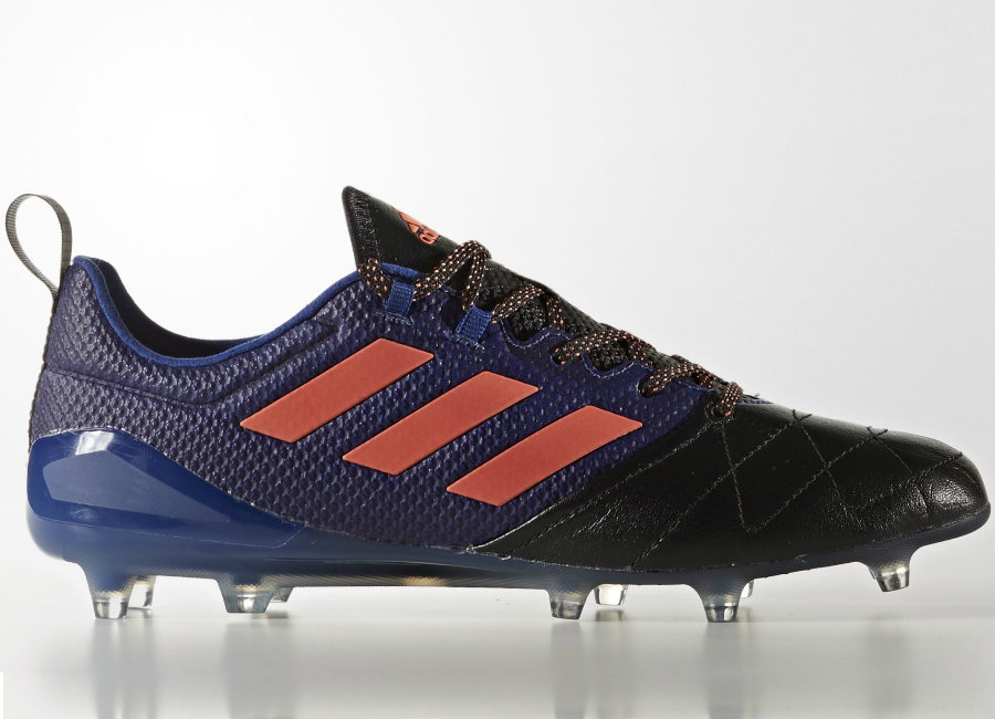 Adidas Ace 17 1 Firm Ground Boots Mystery Ink Easy Coral Core Black