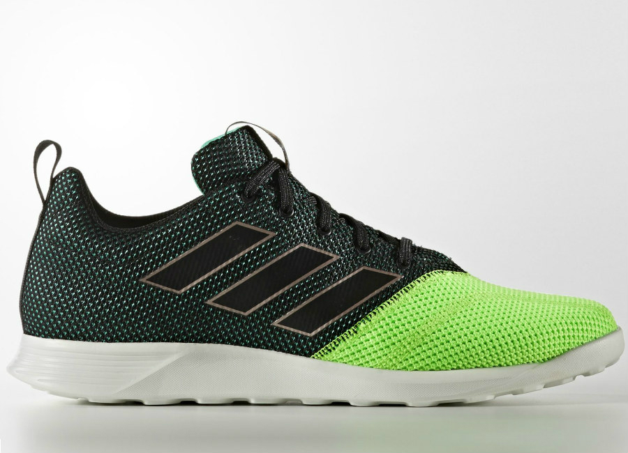 official photos 99e98 75ada Adidas Ace 17.4 Turbocharge Trainers - Core Green / Core ...