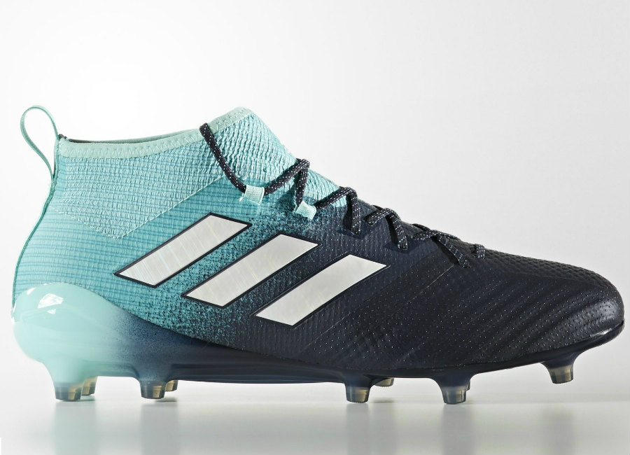 Adidas Ace 17 Fg Ocean Storm Energy Aqua Footwear White Legend Ink