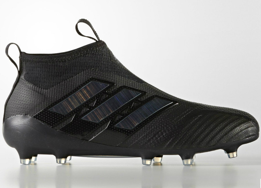 be8ec2a8 Adidas Ace 17+ Purecontrol FG Magnetic Storm - Core Black / Utility ...