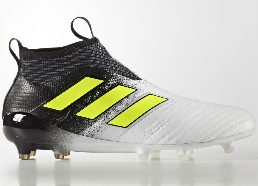 Adidas Ace 17 Purecontrol Fg Dust Storm Footwear White Solar Yellow Core Black