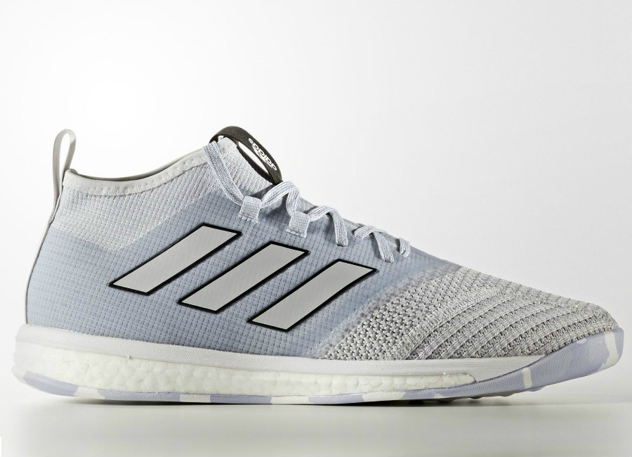 adidas ace tango 17 1 dust storm trainers clear grey. Black Bedroom Furniture Sets. Home Design Ideas