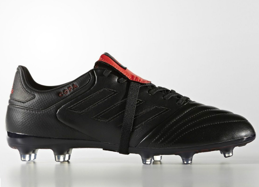 Adidas Copa Gloro 17 2 Firm Ground Boots Core Black Core Black Red