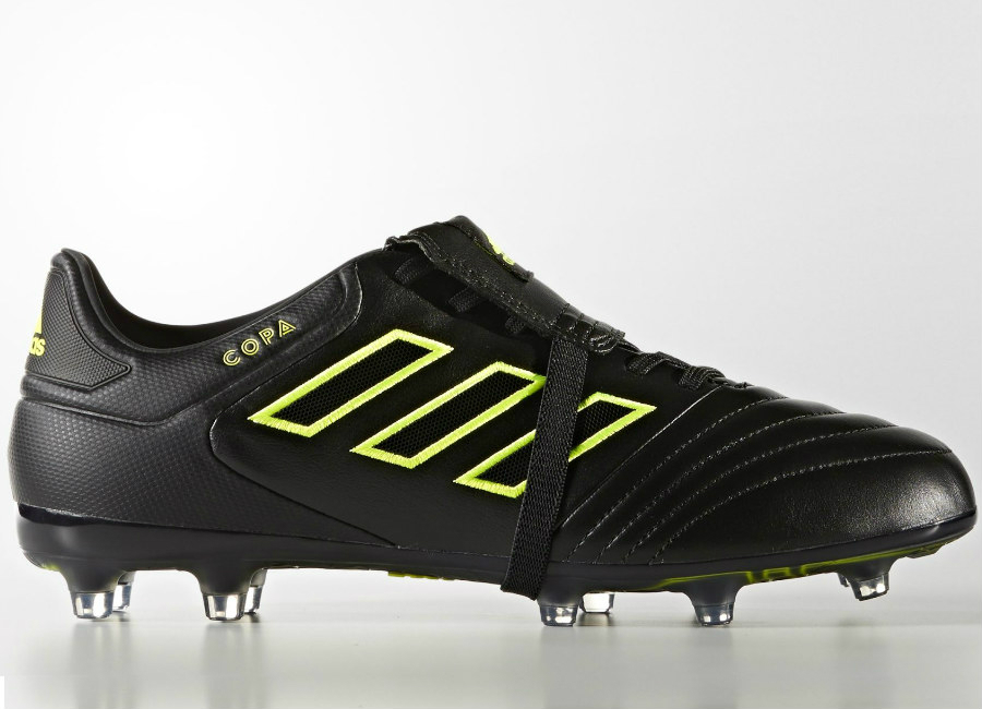 the latest dd2aa 99605 Adidas Copa Gloro 17 2 Firm Ground Boots Core Black Core Black Solar Yellow